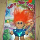 Fairy Tale Troll Doll - Orange Hair - NIB