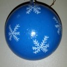 Round Acrylic Ornaments
