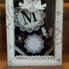 Beautiful Wedding Shadow Box Gift