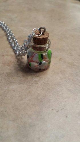 Fun Halloween Clay Charm Necklaces