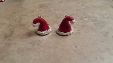 Christmas Clay Charm Earrings in Many Styles
