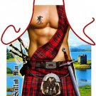 Scottish Man Funny Mens Apron