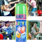 72 large cans of silly party string crazy string spray streamer fun for parties