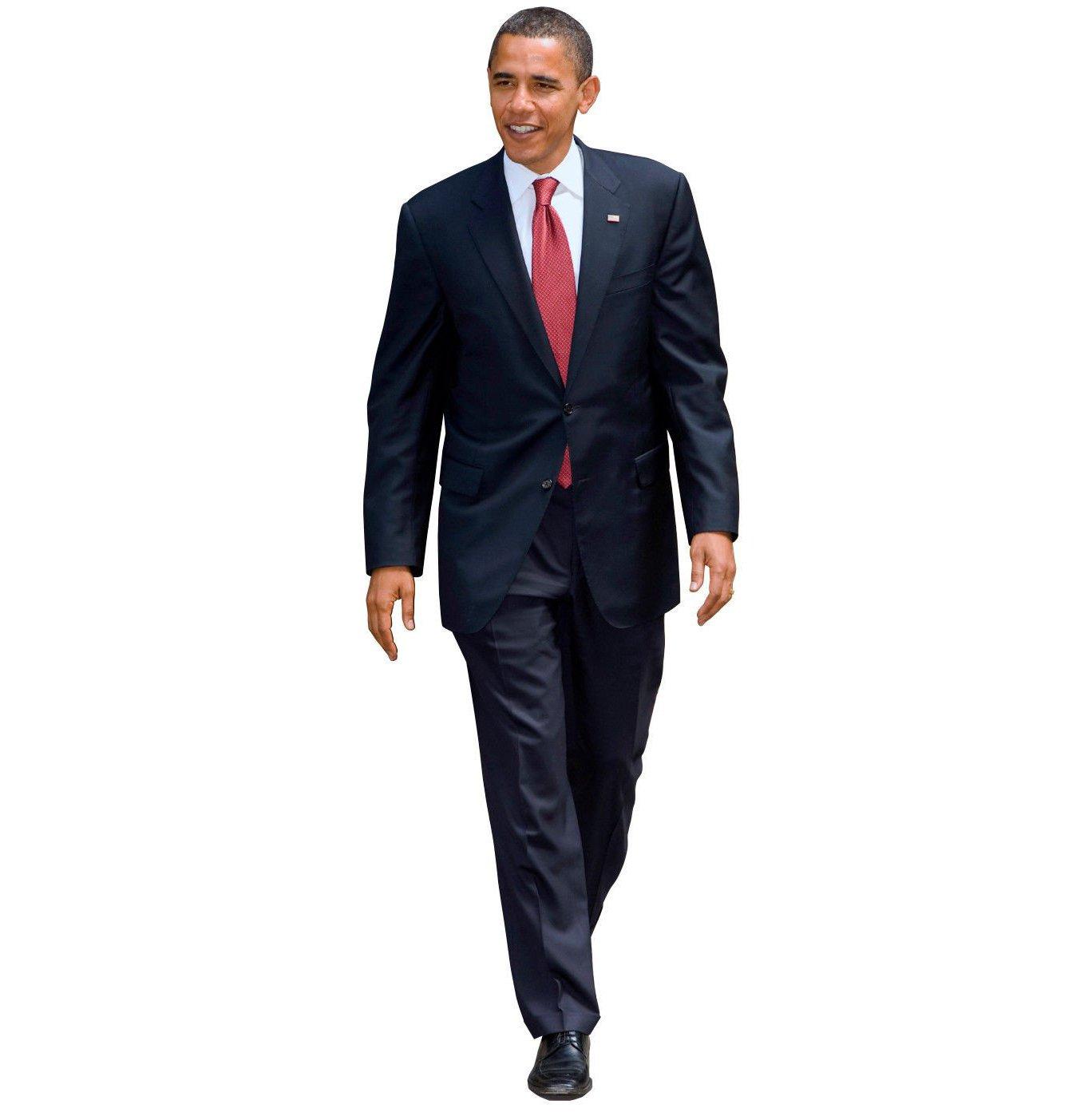 Barack Obama Cutout Standup President White House ...