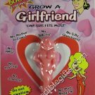 Girlfriend Sexy Funny Grow Toys - Expands 600% - (2 Pack) Purple & Pink