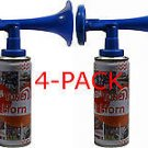 High Tone Party Loud Celebration Noisy Fun Aerosol Air Horn (4PCS)