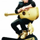 Justin Bieber Believe with Guitar Lifesize Standup Poster)takes 5 days to ship)