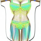 Belly Dancer Cover up T-Shirt PLUS  SIZE T-Shirt Sexy Flirty Silly Crazy Summer Fun