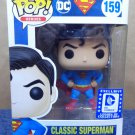 FUNKO POP! DC Comics Heroes Classic Superman #159 Legion Of Collectors Exclusive