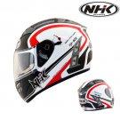 Helmets NHK Terminator RX 805 Red