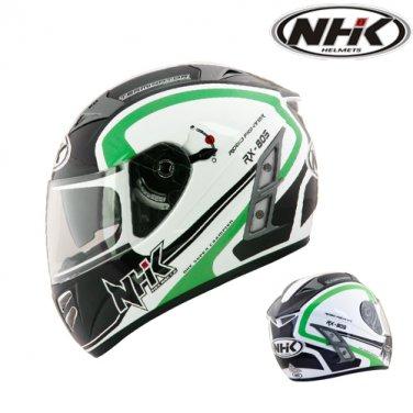 Helmets NHK Terminator RX 805 Green