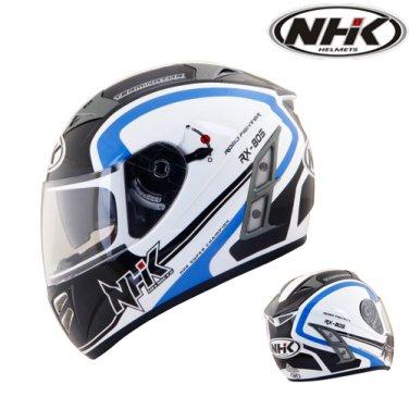 Helmets NHK Terminator RX 805 Blue
