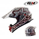 Helmets GM Super Cross Startic Red