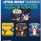 [REGION LOCKED] Star Wars Classics Playstion 4 Download Voucher Super Bounty Hunter Racer Revenge