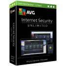 AVG Internet Security 2017 - Unlimited Devices - 2 Years - Digital Product Key