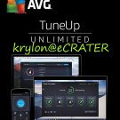 AVG TuneUp 2017 - Unlimited Devices - 2 Years - Digital Product Key