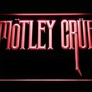 Motley Crue 3D LED Neon Light Sign Music Rock Band - FREE SHIPPING