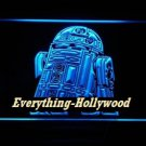 R2D2 Star Wars 3D LED Neon Light Sign - GREAT GIFT