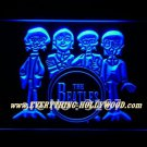 The Beatles Figures LED Neon Light Sign- Music Artist GREAT GIFT