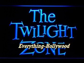 The Twilight Zone LED Neon Light Sign - FREE SHIPPING