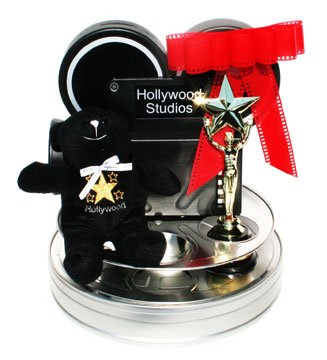 Hollywood Studios Gift Basket Set