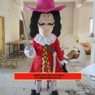 Captain Hook Character Disney Peter Pan Mascot Costume
