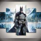 Batman Movie Framed Oil Painting Wall Decor Superhero Marvel DC