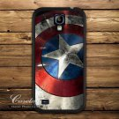 Captain America Shield Cover for Samsung Galaxy S5,S4,S3 & Note 4,Note 3