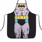 Batman Character Body Print Apron -  $2 SHIP