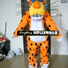 Chester Cheetah Mascot Costume Brand Advertising Character -New 2015