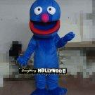 Grover Mascot Costume Sesame Street Muppets Character -New 2015