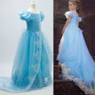 Cinderella Princess Ball Gown Dress CHILD 3T, 4T, 5, 6, 7, 8, 9, 10 SALE ENDS soon