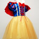 Snow White Party Dress Princess Character Dress CHILD 3T, 4T, 5, 6, 7, 8, 9, 10 SALE LIMITED TIME