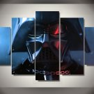 Darth Vader Star Wars 5pc Wall Decor Framed Oil Painting SALE HD