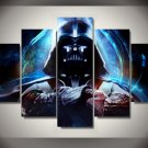 Darth Vader Star Wars 5pc Wall Decor Framed 2 Oil Painting
