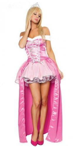 Sleeping Beauty Sexy Women Adult Halloween Costume