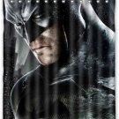 BATMAN Dark Knight Superhero Design Shower Curtain