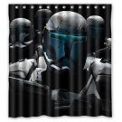 Storm troopers Star Wars Design Shower Curtain 2 Size options