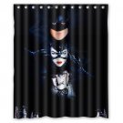 Batman Catwoman Hollywood Design Shower Curtain 2 Size options