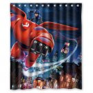 Big Hero Hollywood Design Shower Curtain 2 Size options