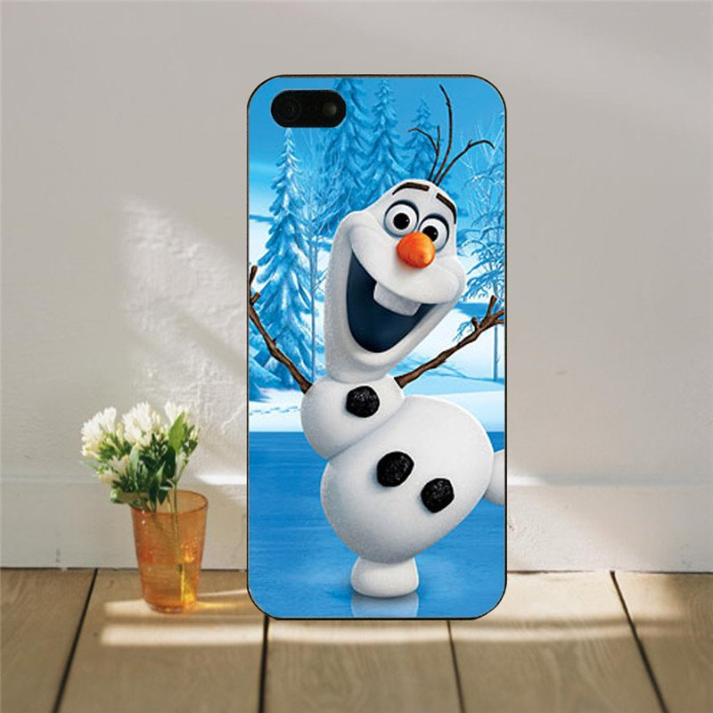 Frozen Olaf  iphone Cover for iphone 5 & 5s SALE PRICE