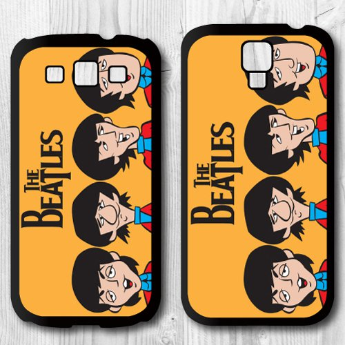 The Beatles Phone cover for Samsung Galaxy S3,S4