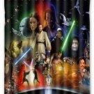 Star Wars Return of the Jedi Hollywood Design Shower Curtain