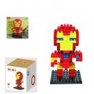 Ironman  Figure Building Block LOZ Marvel Avengers Superhero