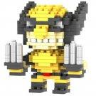 Wolverine  Figure Building Block LOZ Marvel Avengers Superhero