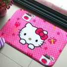 Hello Kitty Bath Mat Accent Rug for Bath Bedroom Living Room