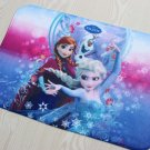 Frozen Elsa Anna Bath Mat Accent Rug for Bath Bedroom Living Room
