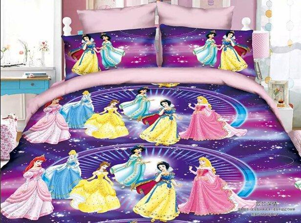 Disney Princess Design Bedding Cover Set NEW - FULL Size SALE