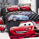 Disney Cars 3PC Design Bedding Cover Set NEW - Queen Size SALE $5 SHIP