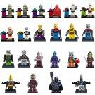 Minifigures Transformers Stars Wars Galaxy Multi  Mini Figures 22pcs Building Blocks Minifigures